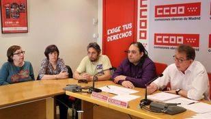 El servicio de restauración de La Moncloa continuará su huelga por el retraso en el pago de su nómina