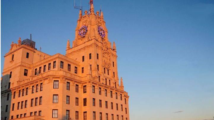 Edificio Telefónica.