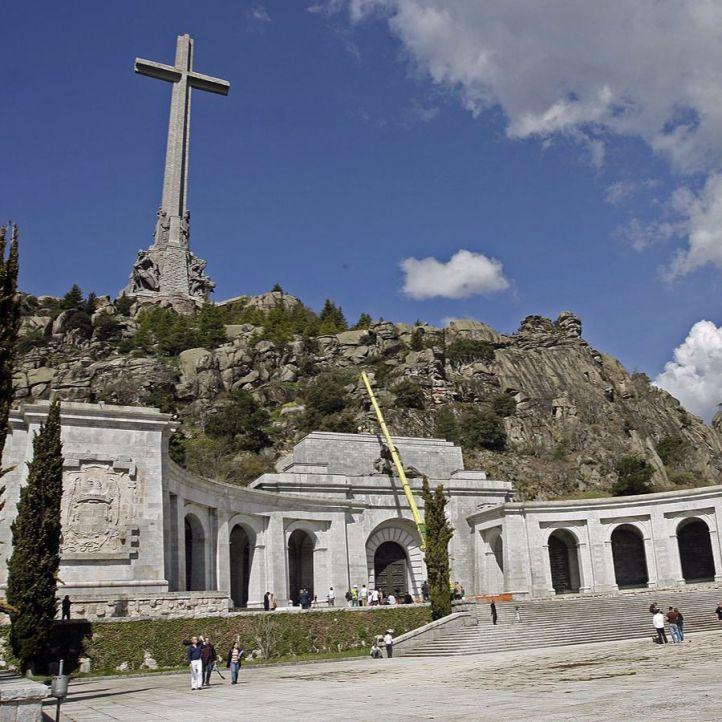 Ermita y cruz del Valle de los Caídos