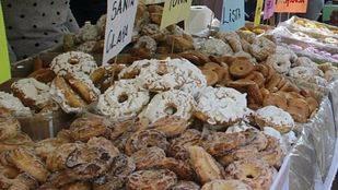 ¿Cuáles son las rosquillas preferidas de los madrileños?
