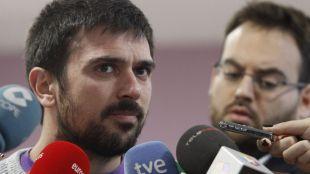 El PSOE se descuelga de la moción de Podemos ante la falta de apoyo de Ciudadanos