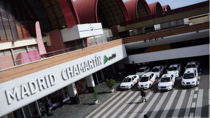 Una avería en la estación de Chamartín paraliza toda la red de Cercanías