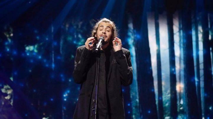 Salvador Sobral, ganador de Eurovisión