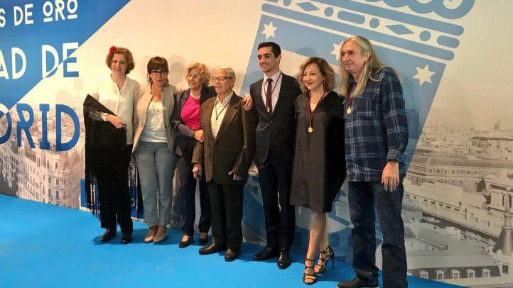 Carmen Machi, Javier Fernández, Rosendo y FACIAM, los mejores de Madrid