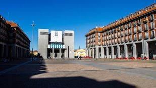 Plaza Mayor en Leganés