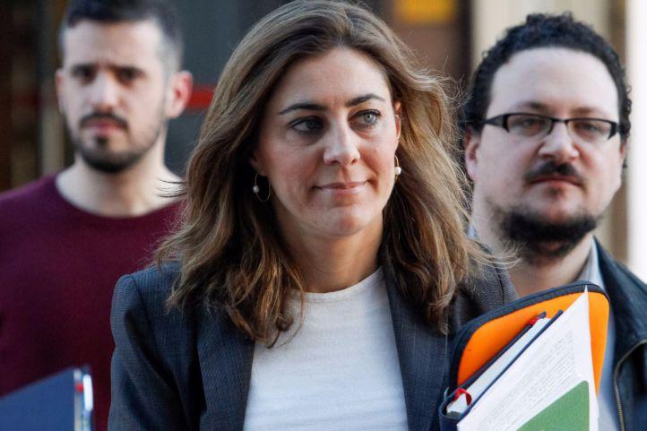 Ruiz-Huerta, sobre la moción de censura: 'Seré presidenta de la Comunidad en 2017'