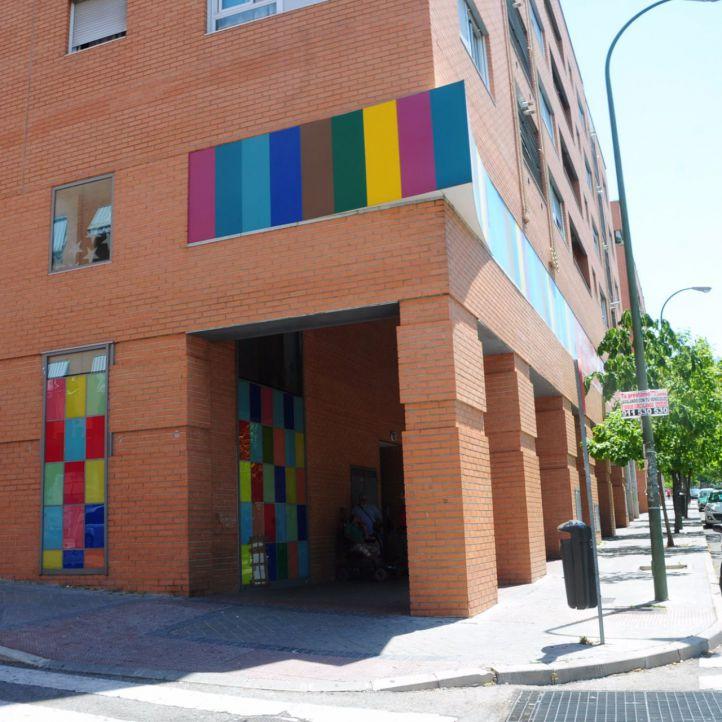 Oficina de la vivienda del IVIMA en la Avenida de Asturias.