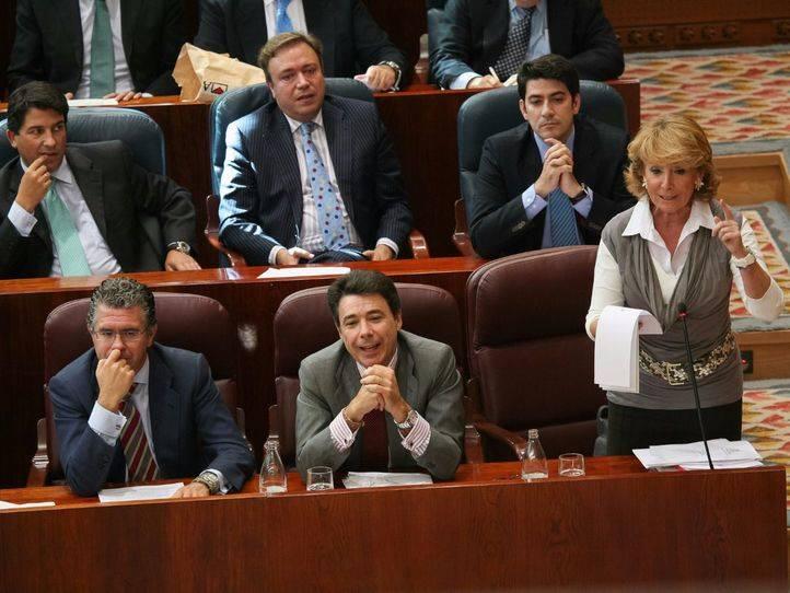 La Fiscalía cree que Aguirre participó en la financiación irregular de las campañas de 2007, 2008 y 2011