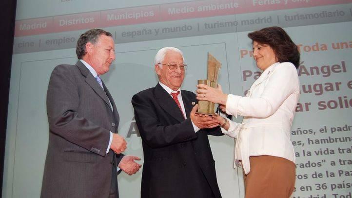 Premio Toda una Vida. Padre Ángel García