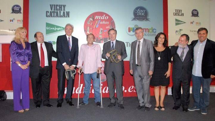 Madrid arropa la entrega de los premios de Madridiario