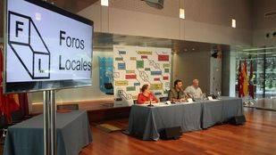 Constitución formal de los Foros Locales impulsados por el Ayuntamiento de Madrid.
