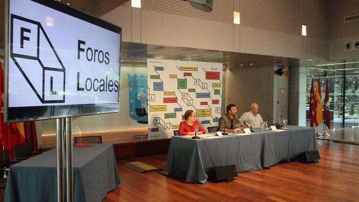 Nace la Red de Foros Locales como espacio de diálogo entre distritos para mejorar la calidad democrática en Madrid