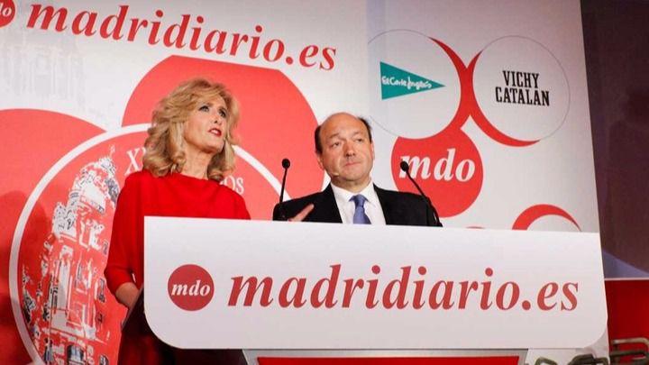 Así fue la gala de los XIII Premios Madrid