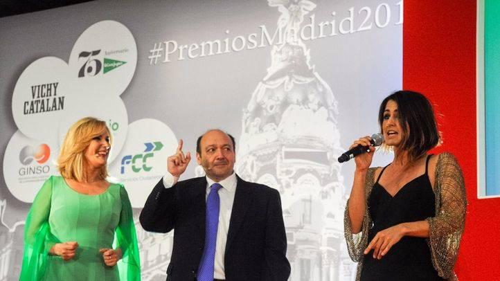 Así fue la gala de los XIV Premios Madrid