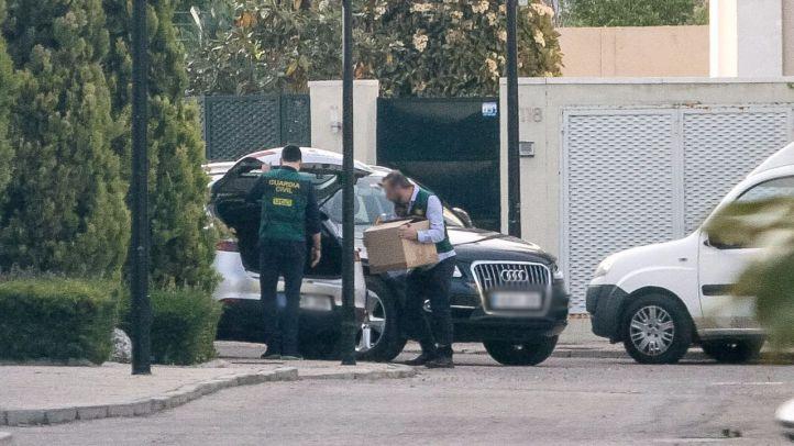 La Guardia Civil utilizará los coches de Ignacio González