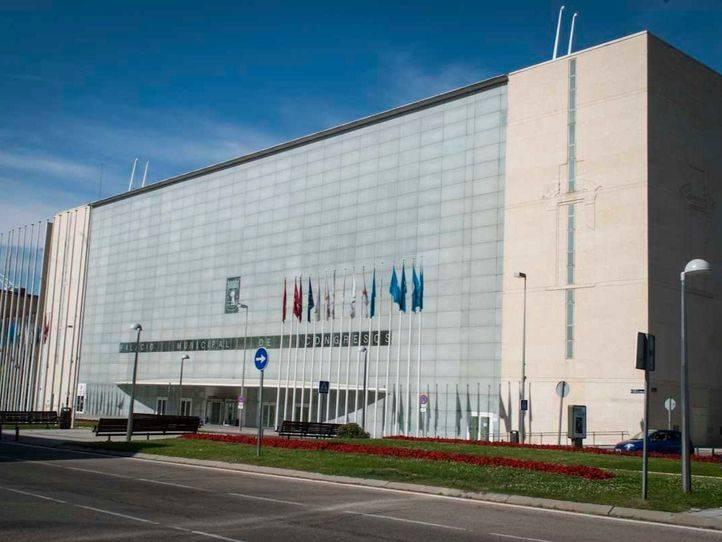 Palacio Municipal de Congresos en el Campo de las Naciones