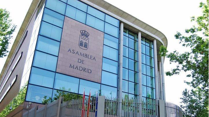 Asamblea de Madrid.