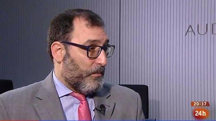 El juez de la Audiencia Nacional, Eloy Velasco.