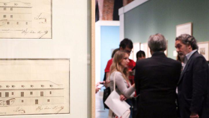 Primera gran muestra sobre Ventura Rodríguez en el Centro Cultural Conde Duque.