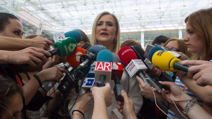La Guardia Civil ratifica sus sospechas sobre Cifuentes al adjudicar la cafetería de la Asamblea