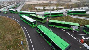 Los autobuses interurbanos del siglo XXI