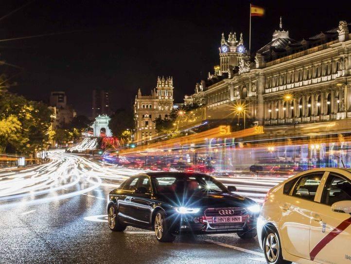 24 fotografías retratan un día de vida en Madrid