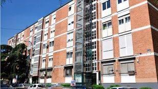 Ascensores viviendas en calle Sorzano