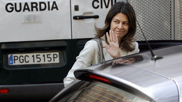 Lucía Figar pide que se archive su imputación por basarse en
