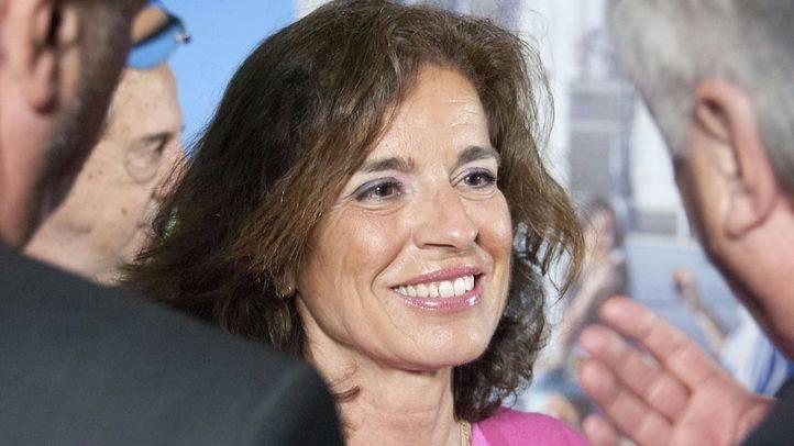 Ana Botella, la primera alcaldesa de Madrid