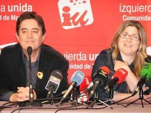 La corriente oficialista de IU en Madrid se reúne para