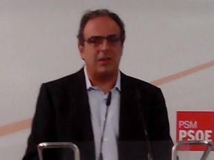 César Giner critica el Congreso Extraordinario del PSM porque