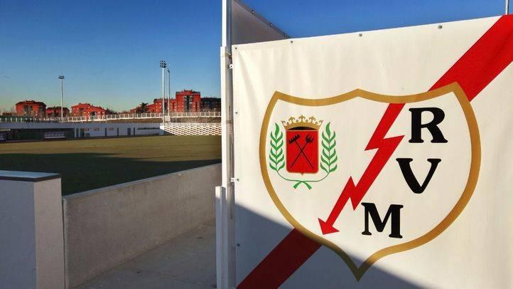 Ciudad deportiva del Rayo Vallecano. El equipo ha sido reconocido con el Premio Madrid Iniciativa Deportiva 2011.