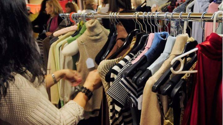 Comercio de ropa femenina