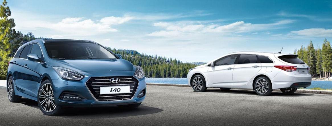 Hyundai i40 e ix20,