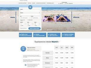 ALSA mejora el 'viaje' por su web