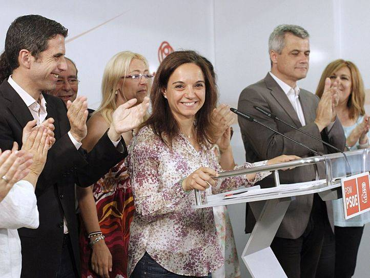 Sara Hernández presenta su candidatura a la presidencia del PSM