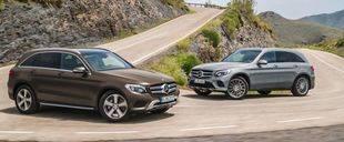 Mercedes GLC, aire de modernidad