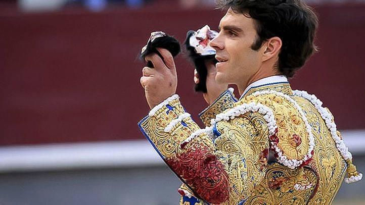 José Tomás, VIII Premio Madrid Hombre del Año.