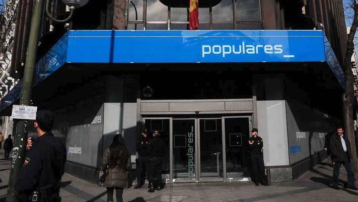 Garrido, Taboada, Henríquez de Luna y Martínez Almeida, nuevos miembros de dirección del PP de Madrid