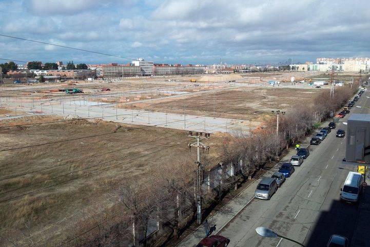 Sepes vende 9 parcelas en el 'Parque de Ingenieros' por 44 millones