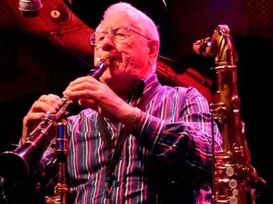 Pedro Iturralde, en el Bogui Jazz