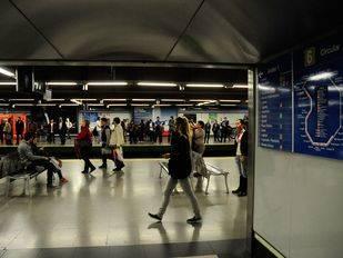 La línea 6 de Metro cerrará el sábado entre Puerta de Ángel y Oporto