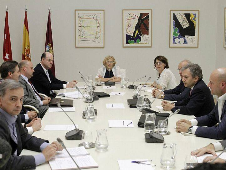 El dinero de las penalizaciones de la limpieza viaria se destinará a reincorporar a personal del ERTE