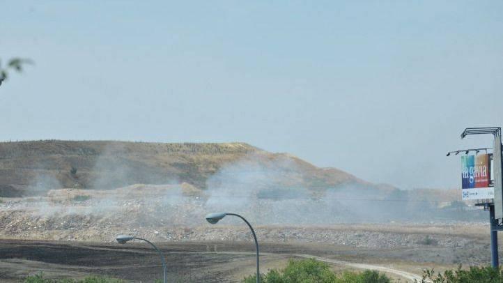 El Ayuntamiento de Rivas pide a la Fiscalía una investigación sobre la escombrera ilegal de la A-3