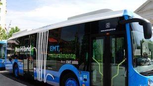 El Servicio Especial de la EMT Puerta del Ángel-Oporto empieza a funcionar