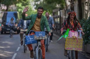 La moda sobre ruedas toma la ciudad