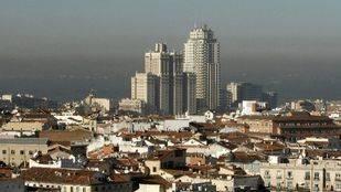 El PSOE pide a Carmena que active un Plan contra la contaminación por ozono