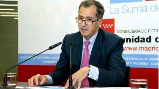 Enrique Ossorio será el portavoz del grupo 'popular' en la Asamblea