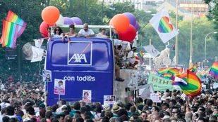 Casi 300.000 kilos de basura tras la celebración del Orgullo LGTB