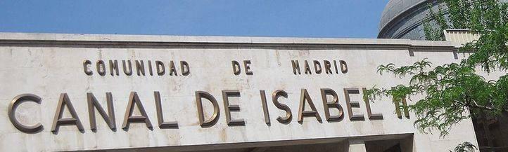 Canal Isabel II sede Sta. Engracia